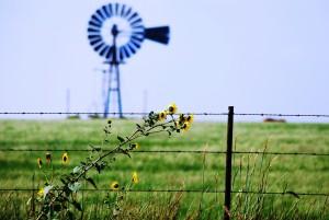 Windmill Guthrie Oklahoma